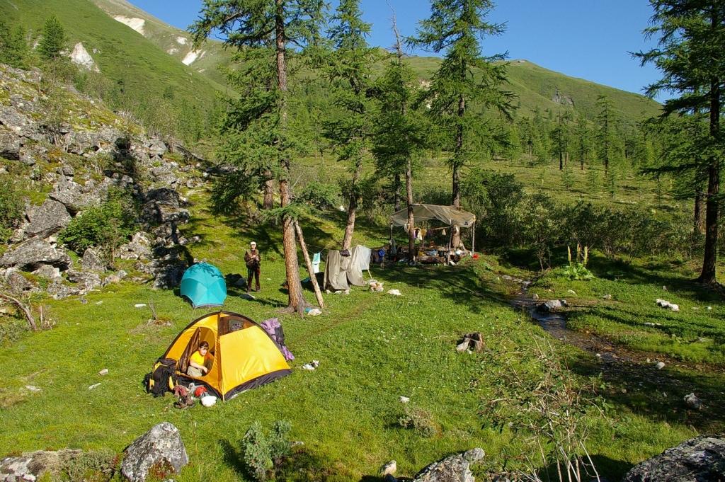 Фото лагеря Дом-2, 2006 г.